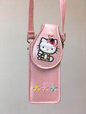 Sanrio Vintage 2000 Hello Kitty Cell Phone Nokia Case Y2K Pink Satin Kawaii