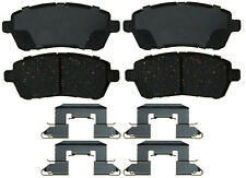 Ceramic Disc Brake Pad fits 2011-2016 Ford Fiesta  ACDELCO PROFESSIONAL BRAKES