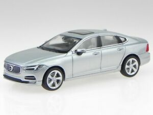 Volvo S90 2016 Electric Silver diecast modelcar 870061 Norev 1:43