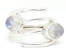 Handmade Moonstone Oval Not Enhanced Fine Gemstone Rings