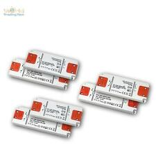 LED Trafo Konstantstrom, SLIM - EXTRA FLACH, Vorschaltgerät Netzteil EVG Drossel