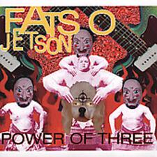Fatso Jetson - Power of Three [New CD]