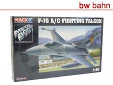 MACKIT 1:48 2005 Bausatz F-16 A/C Fighting Falcon Kampfflugzeug Militär