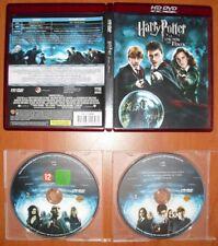 Harry Potter y la Orden del Fenix HD-DVD 1080p (NO Blu-Ray NO DVD) Ver. Española