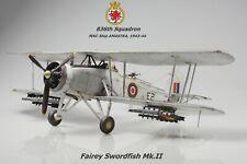 PRO-BUILT Fairey Swordfish Mk.II  / 1:48 scale Tamiya