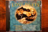 The World's Legendary Love Duets  -  CD, VG