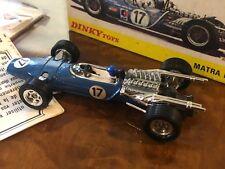 Vintage Dinky Toys | Matra V12 F1 | Grand Prix Car | Item No. 1417