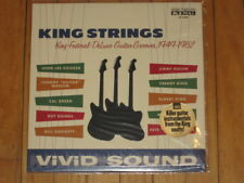 V/A - King Strings LP NEW b&b blues guitar 180 gram federal king deluxe