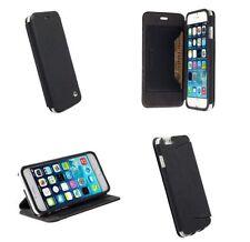 Étuis, housses et coques noirs Krusell pour téléphone mobile et assistant personnel (PDA) Apple