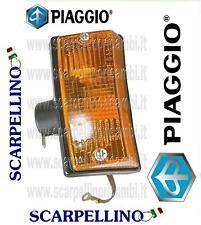 Front Direction Indicator Right Original Piaggio Vespa PX T5 125 - 1985 1989