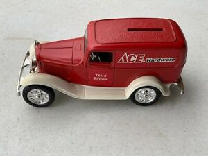 ERTL 1932 Ford Delivery Van Bank Ace Hardware Third Edition