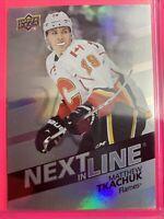 2016-17 UD Overtime Next In Line Rookie #NL-28 Matthew Tkachuk Calgary Flames 🔥