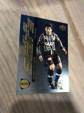 1999 Upper Deck MLS Stars #M13 - Mauricio Cienfuegos, Los Angeles Galaxy