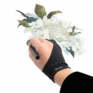 Huion Anti-fouling Artist Glove for Graphics Pen Drawing Tablet Monitor Light Bo