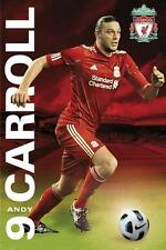 Liverpool : Andy Carroll 2011 - 2012 - Maxi Poster 61cm x 91.5cm new and sealed