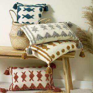Furn Esme Cushion Cover in Teal 30 x 50cm