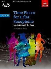 Time Pieces for E Flat Saxophone Volume 2 Ian Denley Sheet Music 9781860961991