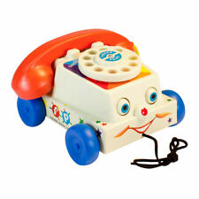 Fisher Price Classic Chatter Phone - Yesterday's Classics - For Kids Of Today