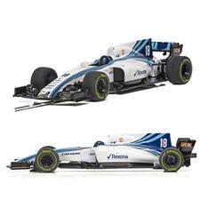 SCALEXTRIC Slot Car C4021 2018 Williams FW41
