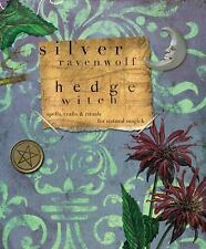Hedge Witch Spells & Crafts Book ~ Wiccan Pagan Supply