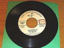 PROMO ROCK & ROLL 45 RPM - BEAU BRUMMEL & CASTLE FIVE - ABC-PARAMOUNT 10019