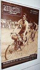 MIROIR SPRINT N°170 1949 CYCLISME CRITERIUM AS L. BOBET FAUSTO COPPI FOOTBALL