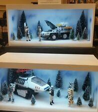 gi joe large winter diorama