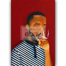 Custom Brent Faiyaz Silk Poster Wall Decor