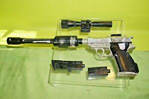 Vig Original G1 Transformers Megatron Decepticon Walther P38 Gun TAKARA 1984