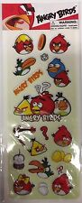 3D - Angry Birds ~  stickers - Sydney Stock  *FREE POST*