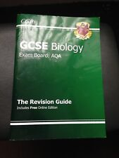 AQA CGP GCSE Biology Revision Guide
