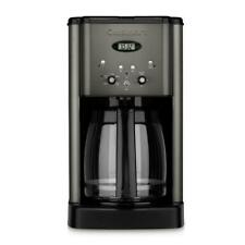 NEW Cuisinart DCC-1200BKS Brew Central 12-Cup Programmable Coffee Maker in Black