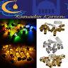 10 LED Ramadan and Eid LED String Fairy Light Islamic Party Decor Lantern Castle