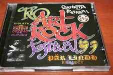 V.A. Rio art rock festival '99 !!! QUATERNA REQUIEM PAR LINDH VIOLETA DE OUTOMO