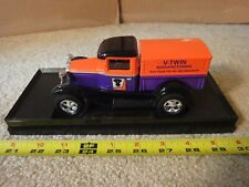 Liberty Classics Tedd Cycle, V-Twin Mfg. Ford Model A delivery truck, coin bank.