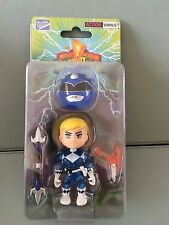Power rangers CRYSTAL BLUE ranger SDCC exclusive LOYAL SUBJECTS  **Rare** MISB