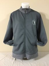 vancouver olympics 2010 sunice womens l large full zip up jacket