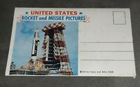 VTG 1960'S United States Rocket and Missle pictures AIR FORCE TEST CENTER