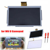 For Wii U Gamepad LCD Display Screen Touch Screen Digitizer W/ Tool Replacement