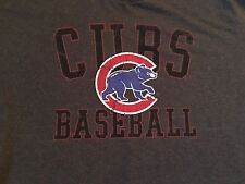 Chicago Cubs Nike Sportswear Medium T Shirt Authentic MLB Baseball