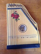 CITHARE ANCIENNE  GITARR ZITHER MADE IN GERMAN DEMOCRATIC REPUBLIC