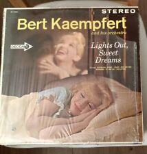 Bert Kaempfert Lights Out Sweet Dreams 1963 LP Sentimental Journey Body and Soul