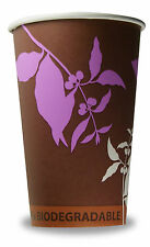 Bio Kaffeebecher to go, 16oz, ca. 0,4l, Kaffeestrauch,50 Stück