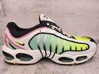 New Men's Nike Air Max Tailwind 4 Aurora Green China Rose AQ2567-103 Size 10.5