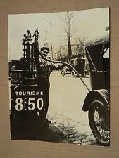 Belle photo ancienne Pompe à Essence auto  gazoline huile  car