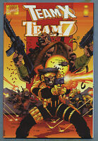 Team X/Team 7 1996 Larry Hama Steve Epting Klaus Janson Prestige Format Marvel D