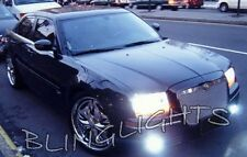 2005 2006 2007 2008 2009 2010 Chrysler 300 300C Halo Fog Lamps Angel Eye Lights