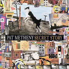 Secret Story [Remaster] by Pat Metheny (CD, Sep-2007, 2 Discs, Nonesuch (USA))