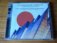 CD Double: Tangerine Dream : The Quantum Years Live Szczecin Poland 2016 Sealed