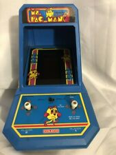MS. PACMAN Vintage Tabletop Electronic Game Coleco 1981 Mini Arcade by Midway